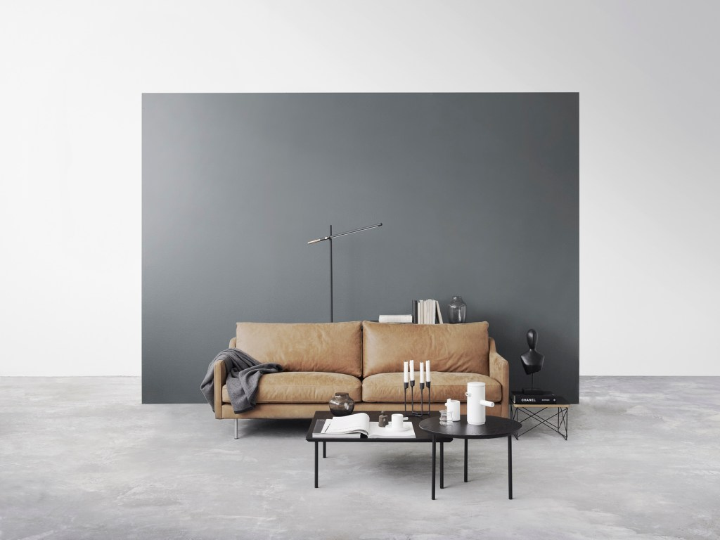 Four living room looks - via Coco Lapine Design blog