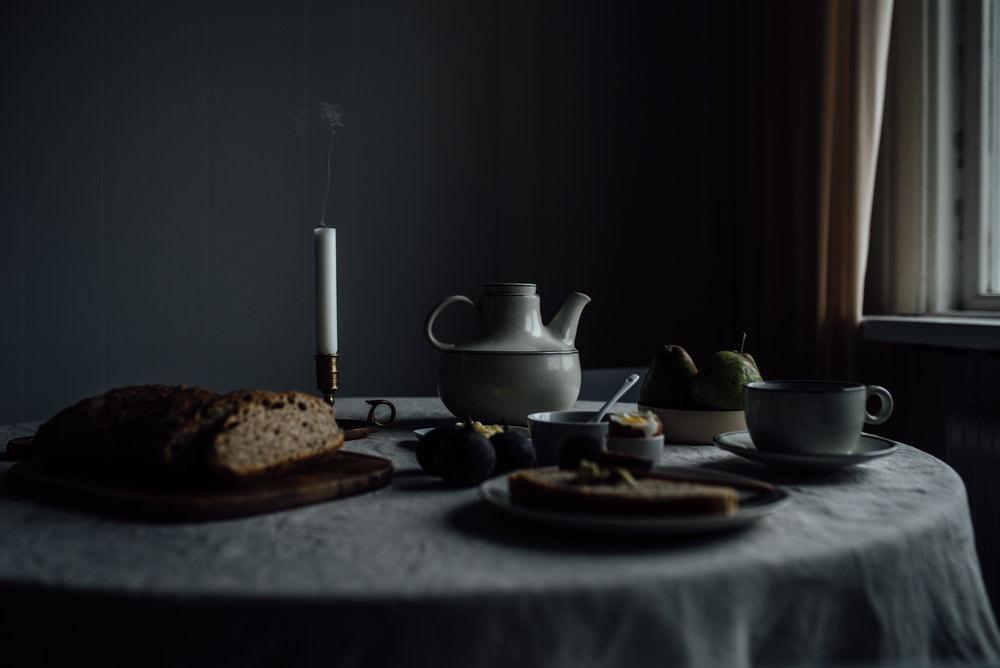 Coffee moment - via Coco Lapine Design blog