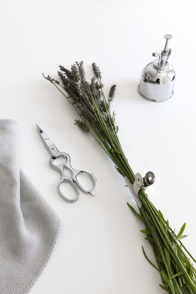 Lavender scented bag - via Coco Lapine Design blog