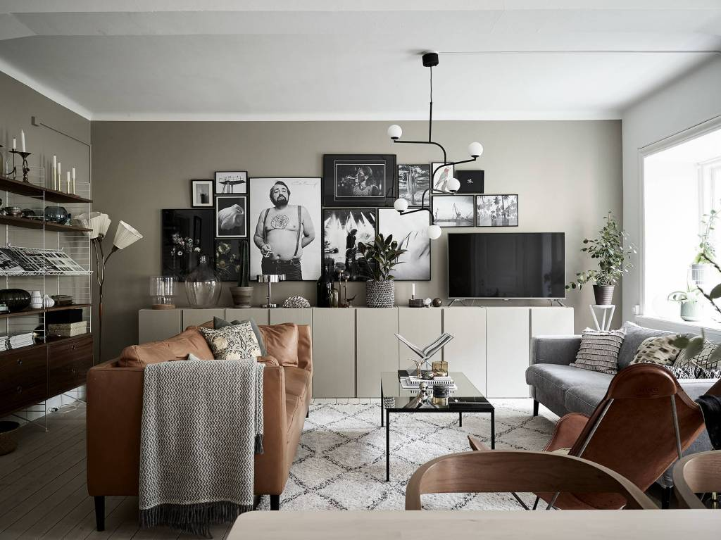 From green to beige - via Coco Lapine Design blog