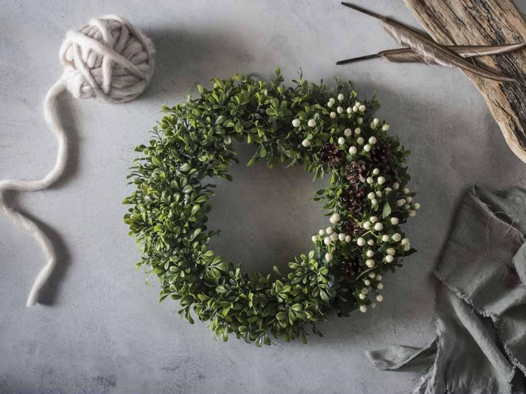 Ikea Christmas settings - via Coco Lapine Design blog