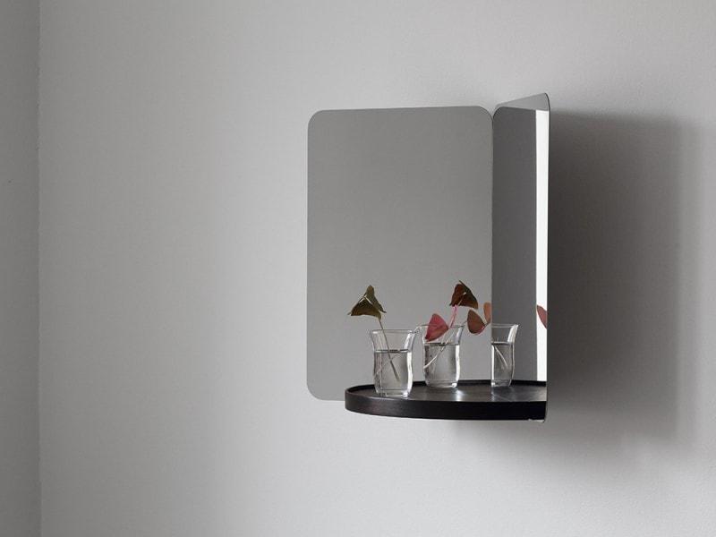 124° mirror by Daniel Rybakken - via Coco Lapine Design blog