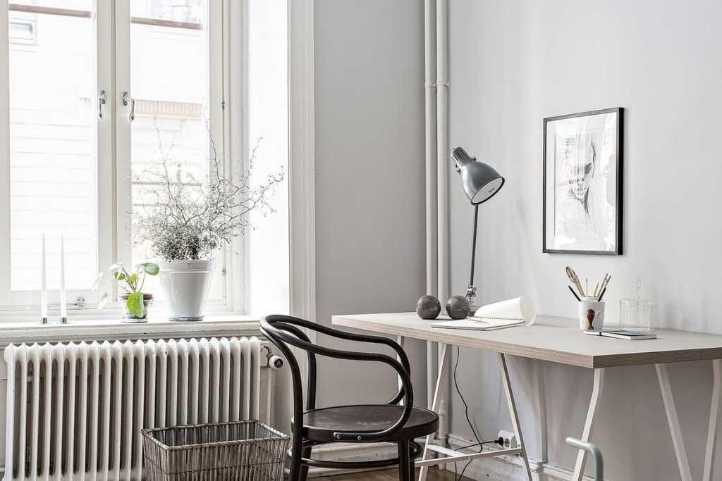 Bright living space - via Coco Lapine Design blog