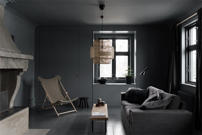 12 Dark Interiors Done Right - Coco Lapine Designcoco Lapine Design