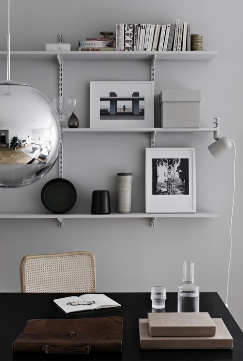 10 Inspiring small home offices - via Coco Lapine Design blog