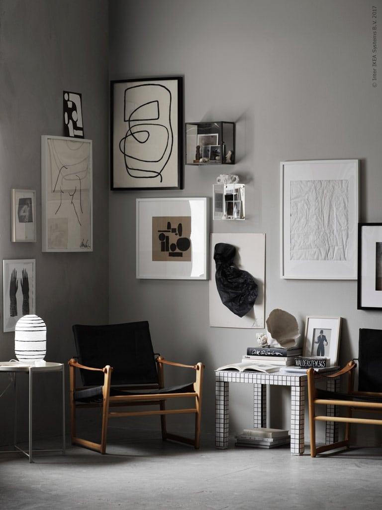Cozy reading corner - via Coco Lapine Design blog