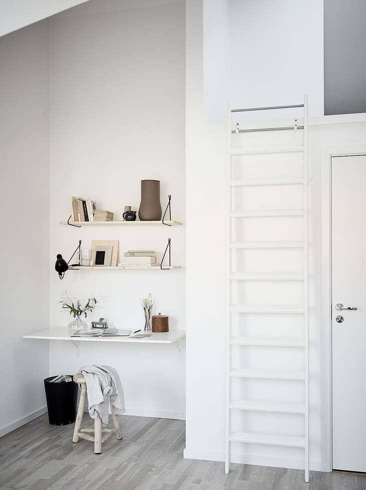 10 Inspiring small home offices   via Coco Lapine Design blog. COCO LAPINE DESIGN  COCO LAPINE DESIGN