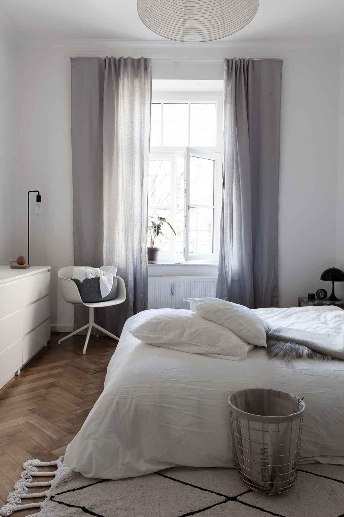 Our bedroom - via Coco Lapine Design blog
