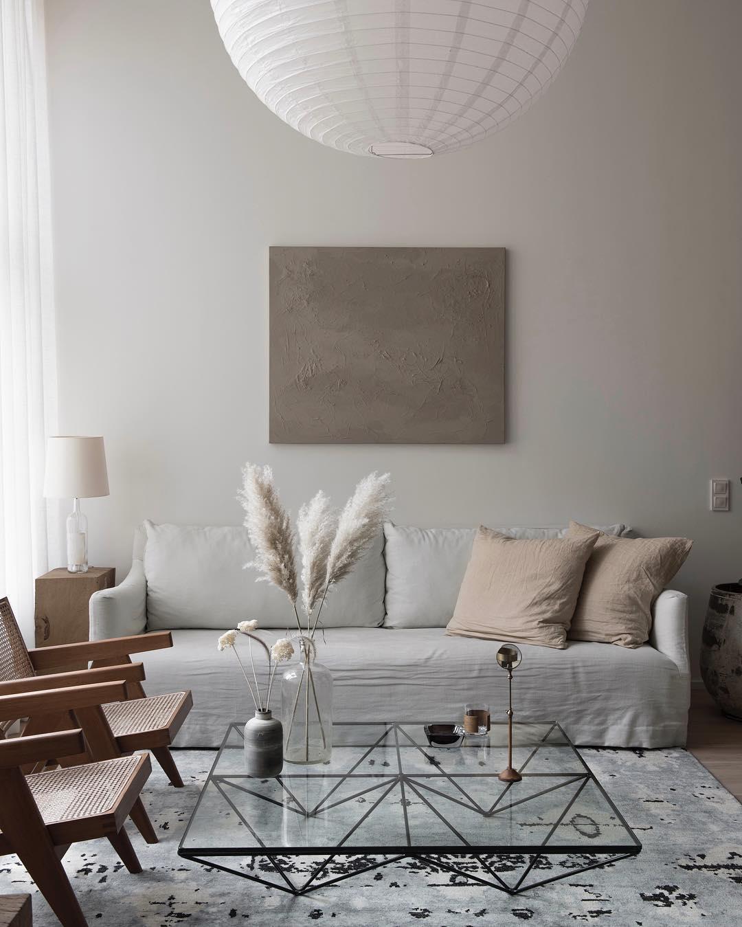 Carin Wester's home - via Coco Lapine Design blog