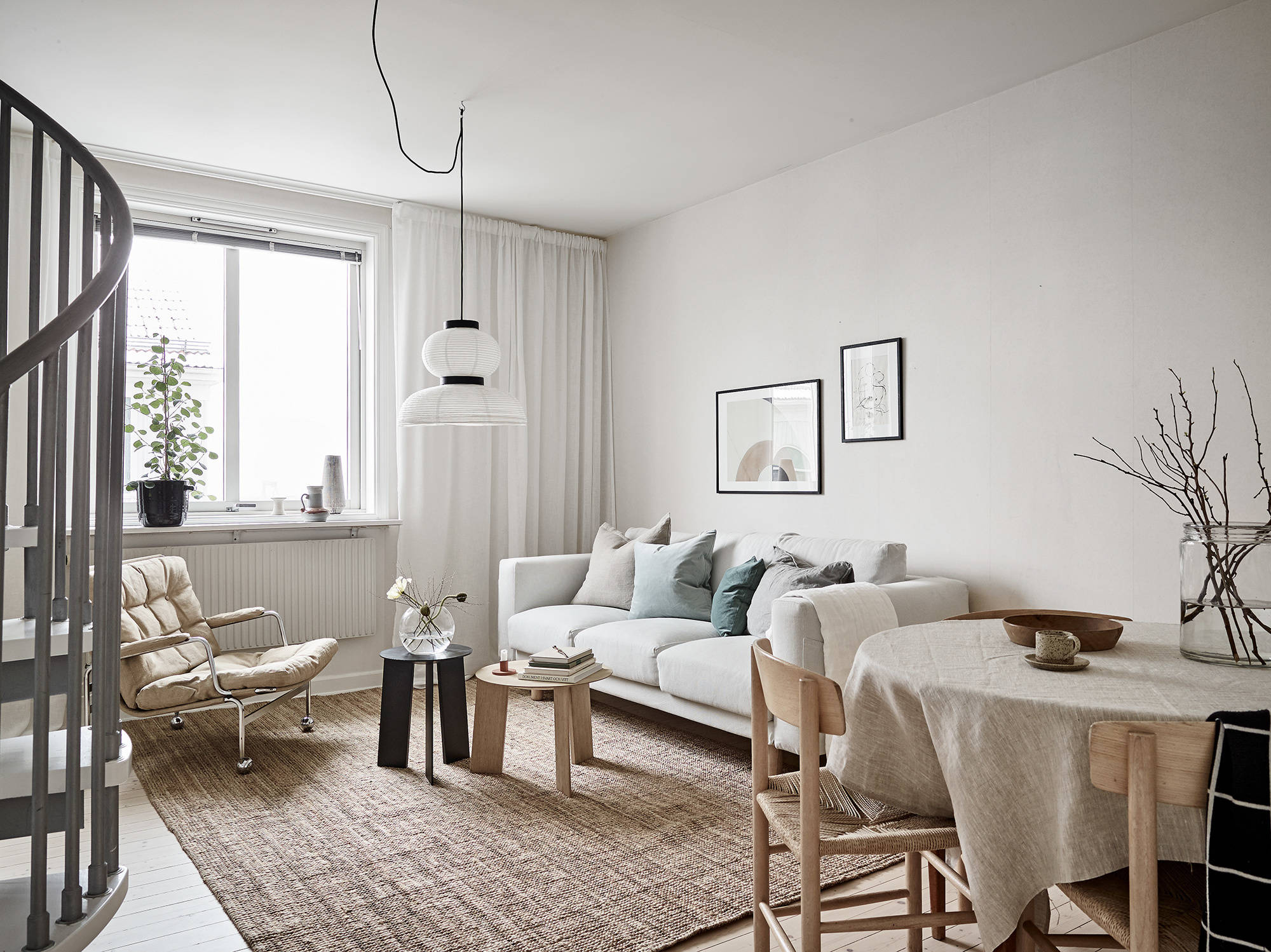 Get the look: Living room in a warm palette | COCO LAPINE DESIGN ...