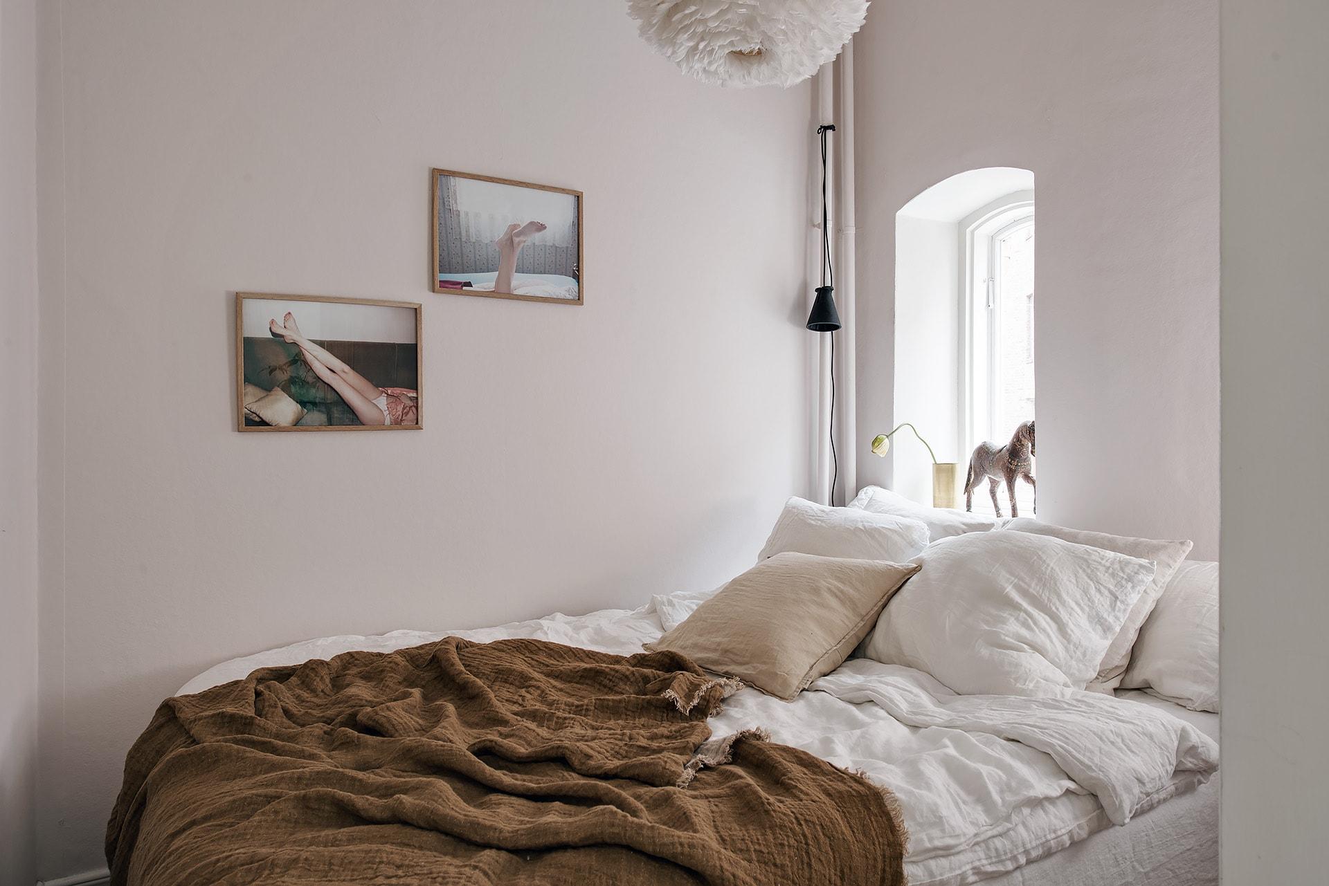 Blush Bedroom   Via Coco Lapine Design Blog ...