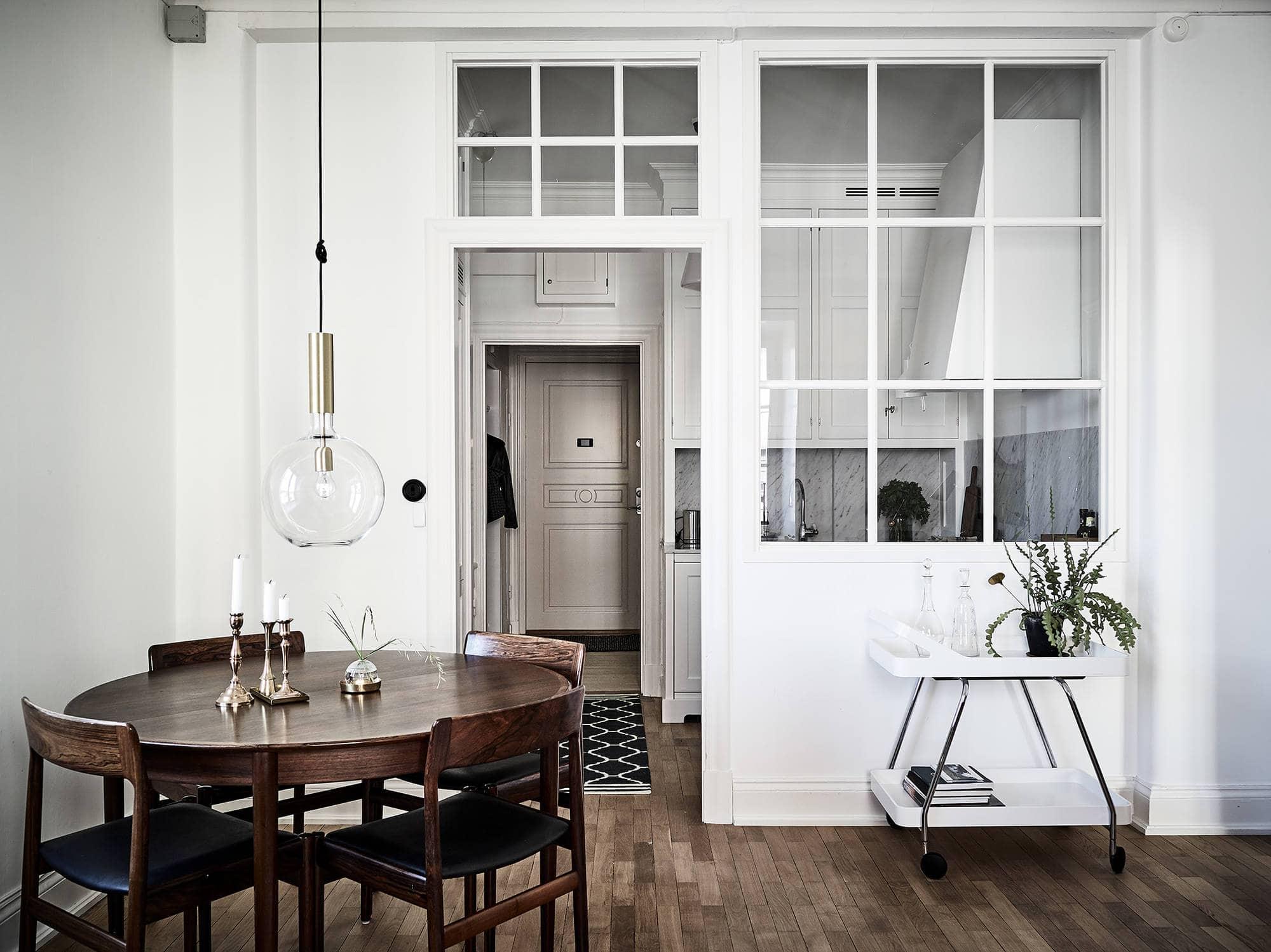 Cozy kitchen and dining area   COCO LAPINE DESIGN   Bloglovin\'