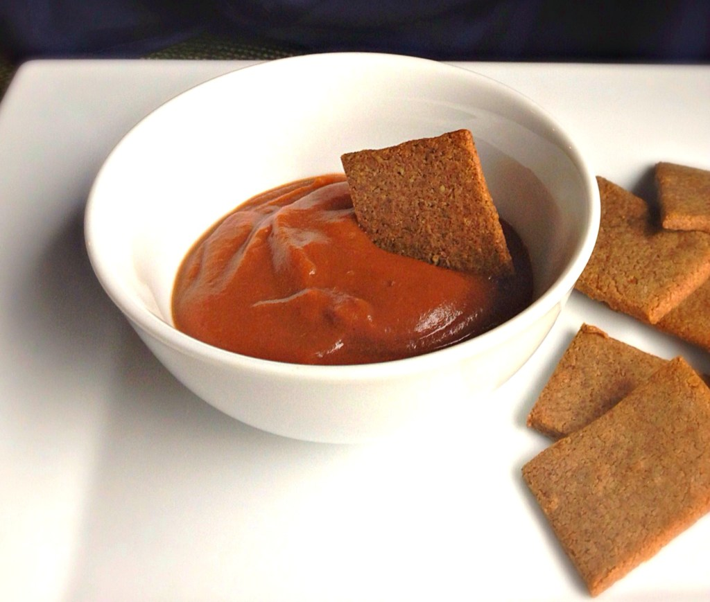 Apple Butter and Maple Pecan Crackers by Coconut Contentment, Paleo