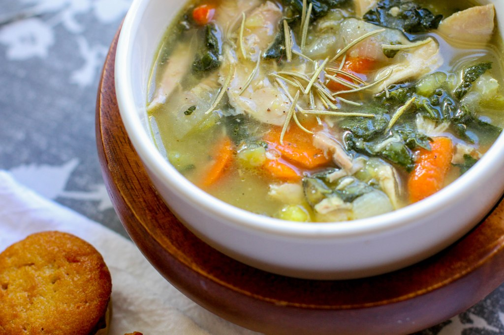 Weeknight Slow Cooker Soup (AIP, Paleo) - Coconut Contentment