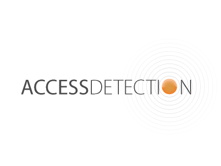Access Detection Logo Design