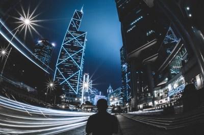 Photos of Hong Kong's neon lights in photographer's series ...