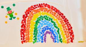 Okul öncesi Için Renk Kavramı Etkinlikleri çocukların Gelişimi