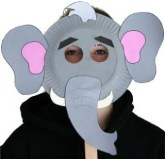 kagittan -maske
