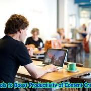 Productivity of Content Creators