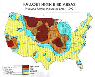 Growing food after nuclear fallout isotopes