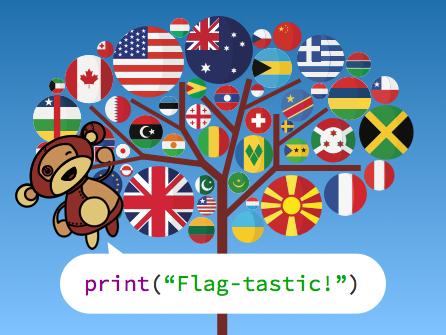 flagsoftheworldpython