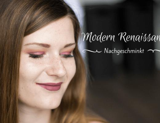 Modern Renaissance title - coeurdelisa