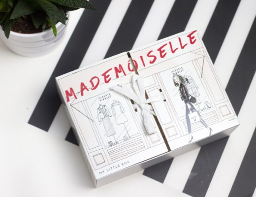 My Little Box September Mademoiselle 1 - coeurdelisa