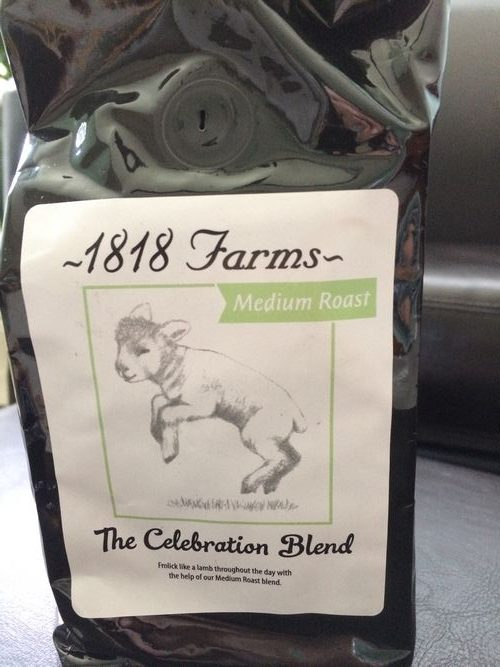 Review: 1818 Farms Celebration Blend (Mooresville, Alabama)