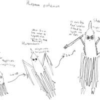 Harpoon Pokemon