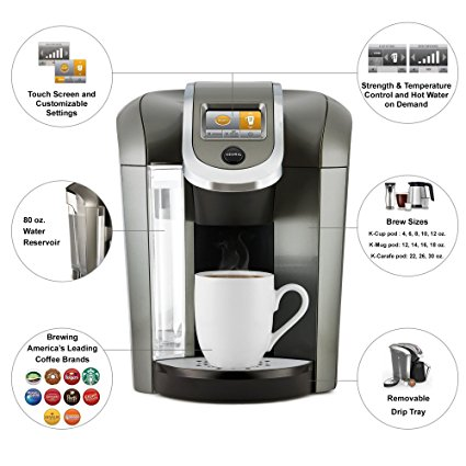 Single Cup Coffee Maker For Keurig K Cups By Mixpresso : 10 Best Single Serve Coffee Maker Reviews (Dec 2017) CMPicks