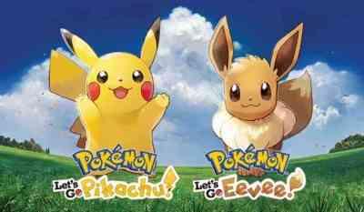 Let's Go Pikachu and Eevee Pokeball Plus Bundles up for Pre-Order