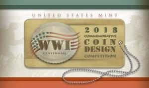 US Mint 2018 WWI Design Competition
