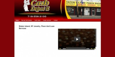 Cash Depot 2 Staten Island, NY | CoinShops.org
