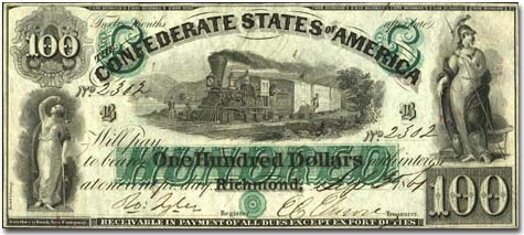 $100-confederate-currency-note