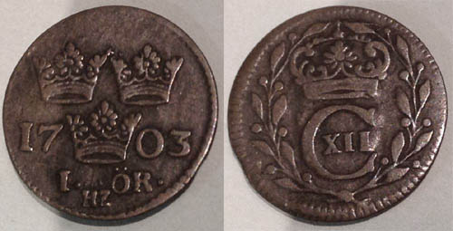 1703-sweden-one-ore