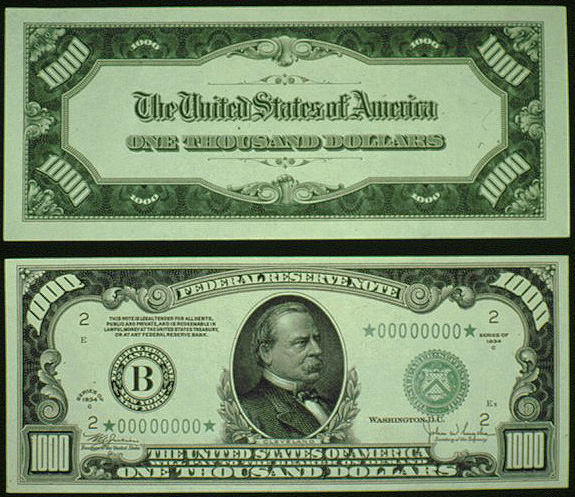 specimen-us-$1000-bill