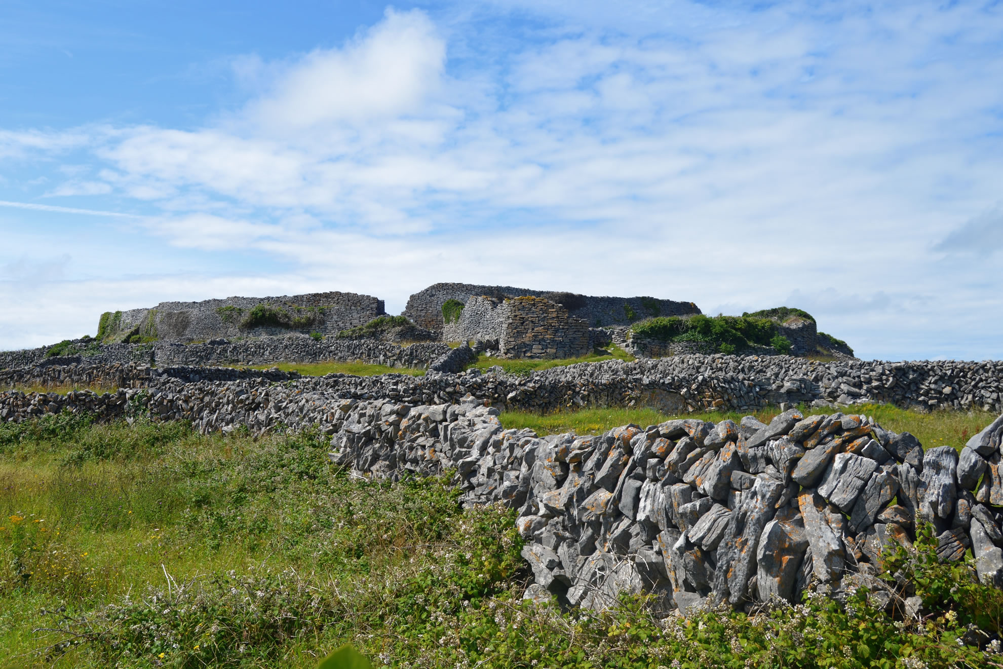 Inis Meain - Ancient Fort