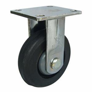 Càng C200 cố định, bánh xe cao su lõi gang của công ty cổ phần Làng Rùa