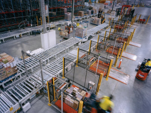 pallet conveyor systems
