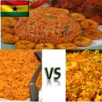 The Chicken & Jollof Rice Show: The Great Jollof Rice Debate