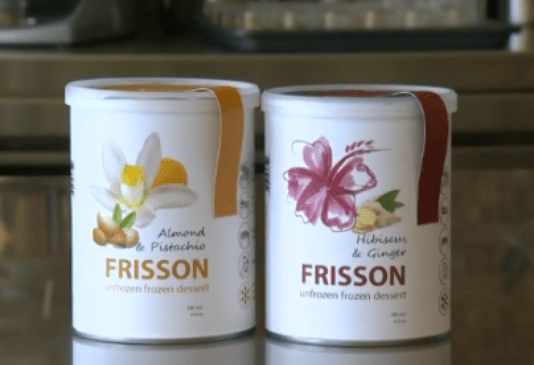 Ice Cream That can be Stored at Room Temperature
