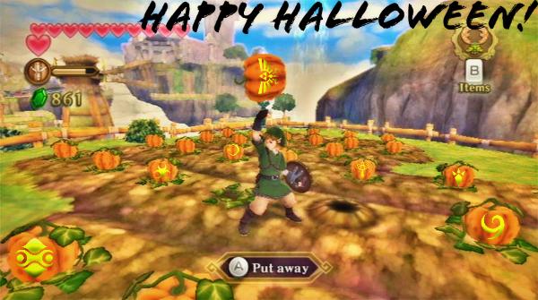 Link Pumpkins