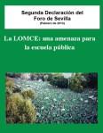 Imagen declaración del Foro de Sevilla