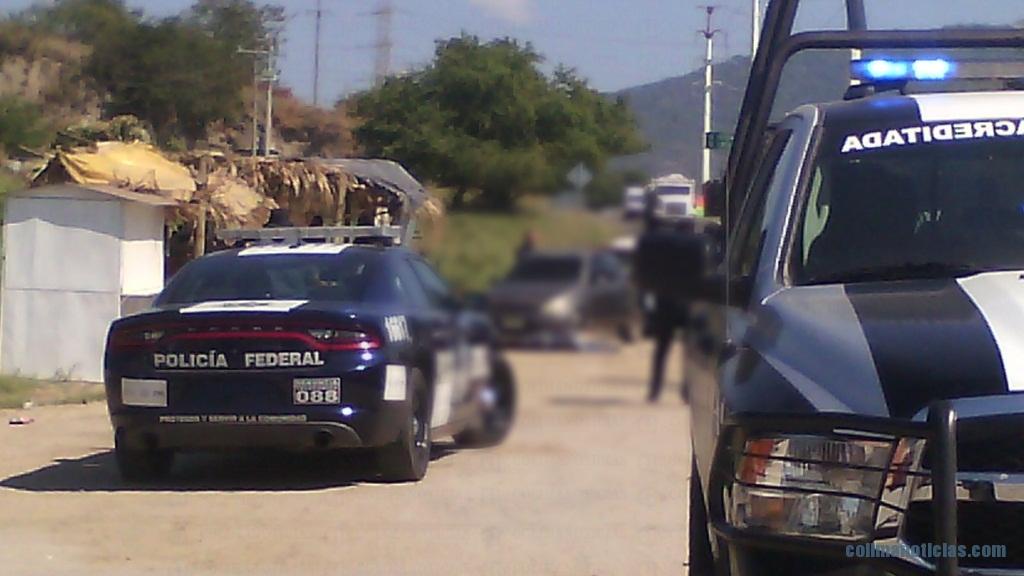 Atacan sicarios en Manzanillo; dejan un muerto y un herido