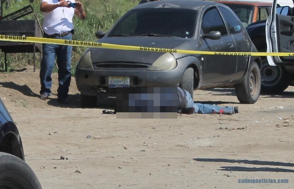 Fueron dos muertos, en el ataque de sicarios en El Colomo