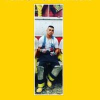 Consternación en Armería por la muerte del bombero Omar Gil Melchor
