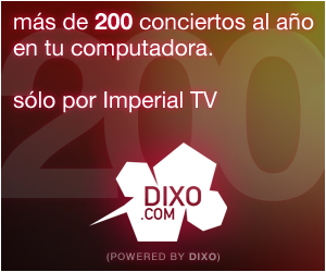 Imperial TV powered by DIXO