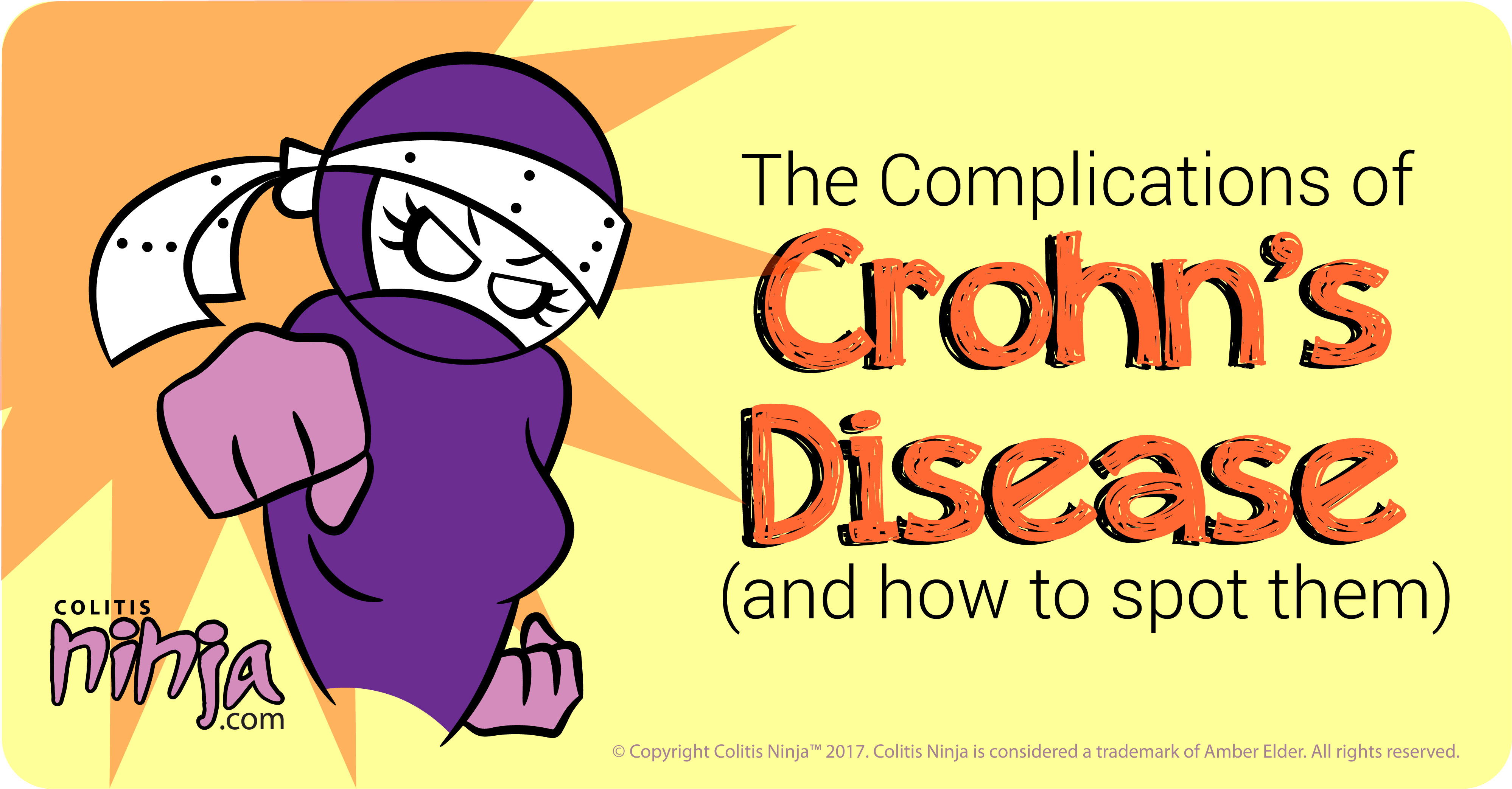 the common complications of crohns diseases Crohn disease - etiology abscesses are common about 10% of people are disabled by crohn disease and the complications it causes.