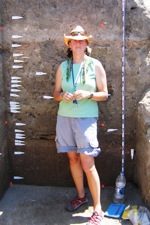 Sarah Sherwood, Associate Professor, Co-Chair Department of Earth and Environmental Systems, University Archaeologist, Sewanee: The University of the South