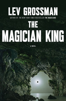 Magician King Cover med